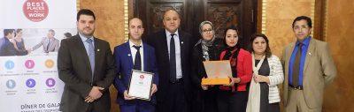 SGS Maroc dans le top 5 des Meilleurs Employeurs au Maroc.